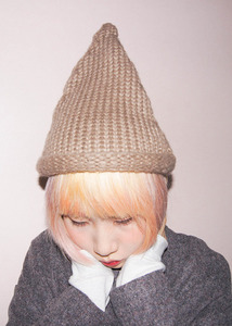 nimp wool hat (2 color)